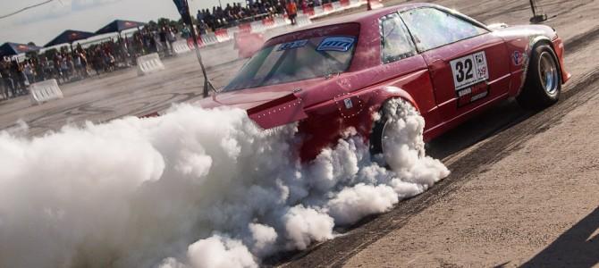 AdrenalinFest в Полтаве. Чемпионат по Drag-racing.