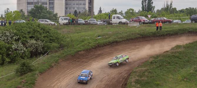 Автокросс на Черкасской Лозовой 2018