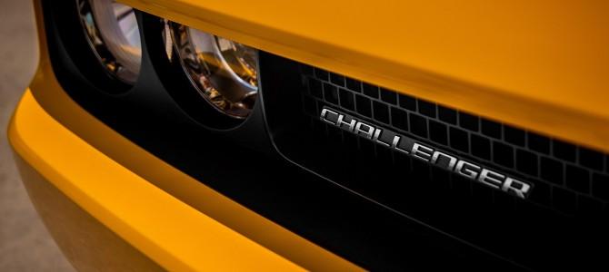 Dodge Challenger.
